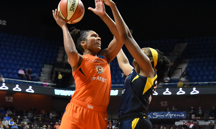 Sun clamp down on Minnesota for fifth straight win and best record in WNBA – The Collinsville Press